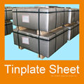 JIS G3003 MR Prime tinplate sheet for crown cap usage