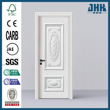 JHK Single Leaf Flush Door WPC Garage Door