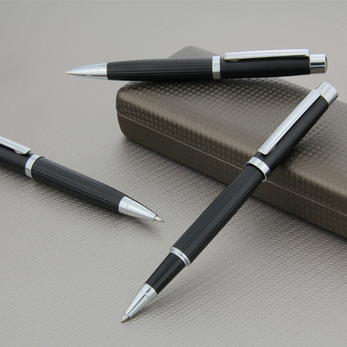latest design ballpen and roller pen set