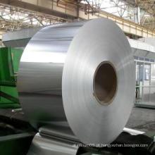 Bobina de alumínio