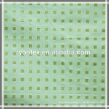 plain dyed 100% cotton silver powder printed fabric