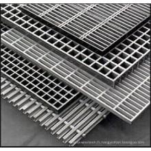 Prix de grille en acier galvanisé à chaud