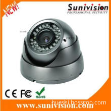 1/3 SONY 700 TVL  indoor cctv dome camera with super WDR