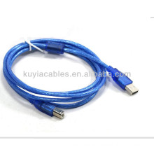 USB 1.8M 6 FT extension data cable for barcode scanner Connecting cable for epson canon