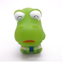 Sourire Baby Animal de toilette Jouets en PVC