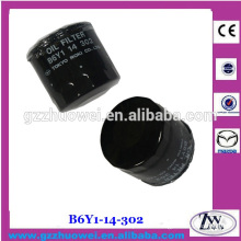 Wholesale 0il Filters Distributors Oil Filter for Mazda 323 B6Y1-14-302
