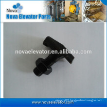 Elevator Black Rail Clip only with Nut