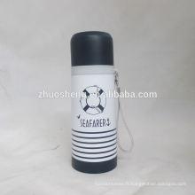 nettoyage de 26oz imprimé magnifique inox Bouteille isotherme 5 litres