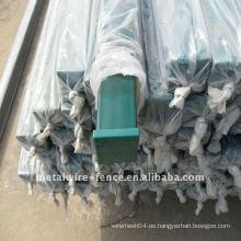 Galvanizado malla de alambre malla cerca