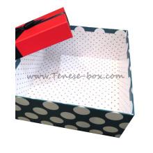 Silk Screen / Offset Caja de cartón de impresión para la torta