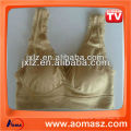 Hot Seamless genie bra with lace AM-TVP005C