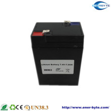Wiederaufladbare Lithium (NCM) Akku 7.4V 7.5ah