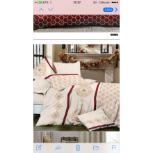 cvc print  bedding set