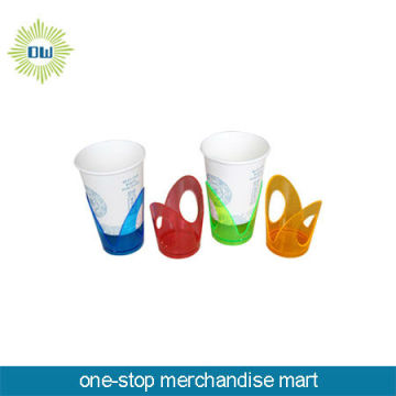 plastic sanitary cup holder