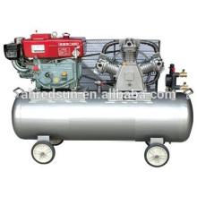 Горячая распродажа лучшей цене 750cfm дизельный воздушный компрессор машины