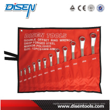 ANSI Double Offset Ring Spanner