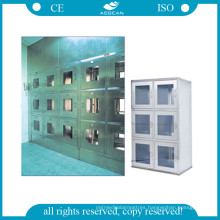 AG-Ss090 Stainless Steel Useful Large Storge Iron Cupboard