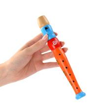 Venta caliente Birch Wood Music Toys para niños EN71 Qualified Toys Musical Instrument Wood Flute