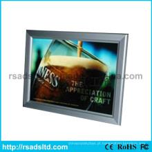 Nova caixa de luz LED Slim Poster Frame