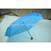 Sombrilla plegable / paraguas barato / paraguas de lluvia