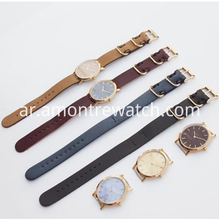 wood unisex watch