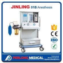Equipo quirúrgico anestesia, anestesia móvil (JINLING-01B)