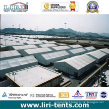 Hajj Aluminum Tent in Saudi Arabia