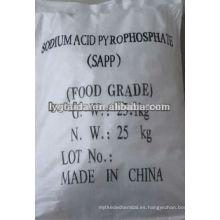 Purofosfato de Ácido Sódico de Alta Calidad ROR 28 grado alimenticio