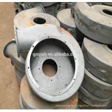 Carcasa de ventilador de metal fundido