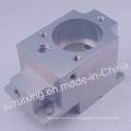 Procesamiento mecanizado por CNC de aluminio con tratamiento de superficie anodizado