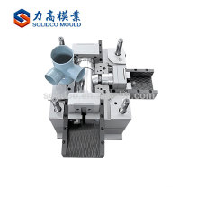 high standard plastic pipe fitting mould making