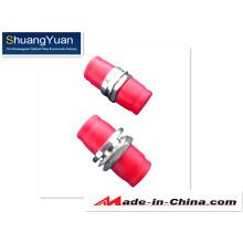 Adaptador FC D Tipo Fibra Óptica - (Material de cobre) Qualidade superior