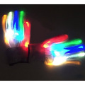 Low Price Finger Light Led Glowing Gloves