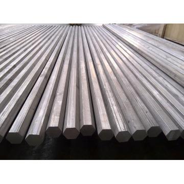 Barra Hex de alumínio, barra redonda de alumínio
