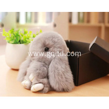 Cell Phone and Bag Accessories Pendant Fuzzy animal Cute and Popular