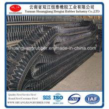 2015 corrugado de banda lateral que transporta