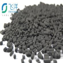 Charbon actif pour le traitement des gaz résiduaires de xylène