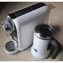 Máquinas de Café Espresso Tipo Italiano com Garrafa de Leite