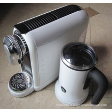Máquinas de café expresso tipo italiano com bocal de leite
