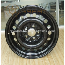 High strength car wheel 14x5.5,15x6 for hot selling