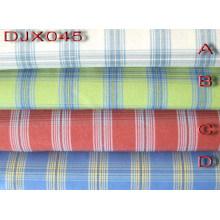 Yarn Dyed Shirting Fabric Djx045