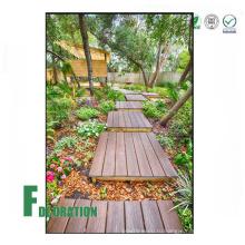Конкурентоспособная Цена различные цветы Анти-УФ дерево Пластиковые композитные WPC