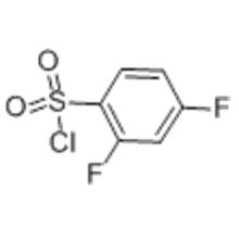 2,4-DIFLUOROBENZENESULFONYL CHLORIDE CAS 13918-92-8