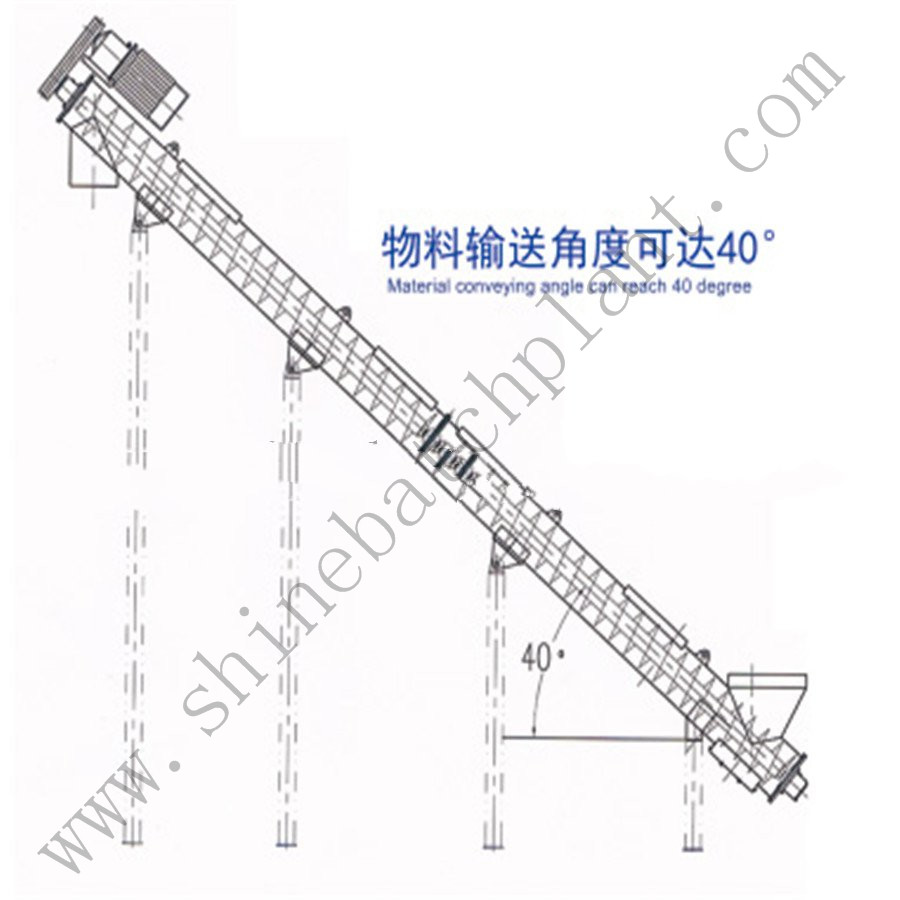 Spiral Screw Conveyor
