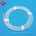 Disposable PTFE Coated Cardiac Angiography Guide Wire