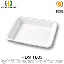 8*6*1 Inch Fruit Tray/Fruit Plate/High Quality Dinner Plate