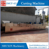 Low noise corn candy cutting machine producing line