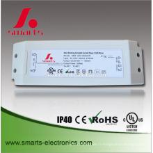 IP20 ETL CE énumérés dali a mené le conducteur 350ma 500ma 30w 40-86vdc a mené l'alimentation d'énergie