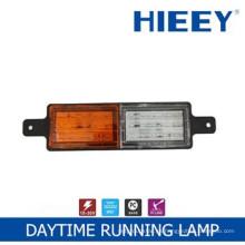 Luz de funcionamiento diurna del LED para el camión y el remolque ámbar impermeable velocidad IP67 lámpara de cola del carro