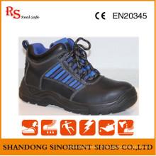 Sapatas de segurança da pavimentação do asfalto RS726 de pouco peso